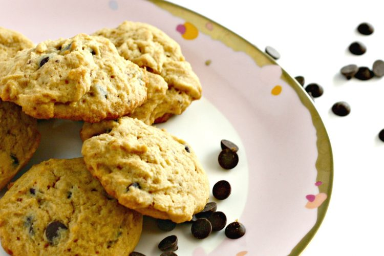 Make easy chocolate chip cookies in 15 minutes