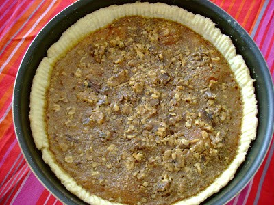 Walnut Pie you got to try!
