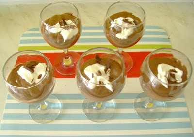 Delectable Chocolate Mousse – Can you say no?