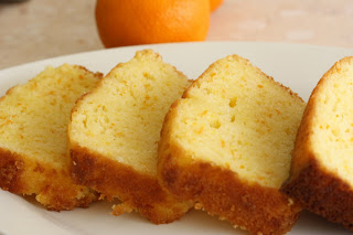 Orange Cake – perfect with a cup of evening tea