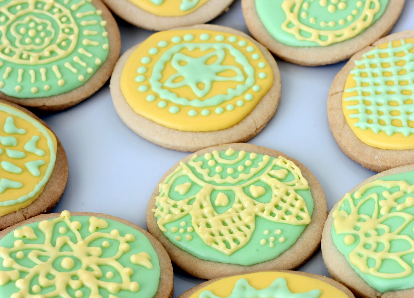daring decorated sugar cookies with daring bakers bake fresh