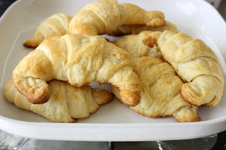 Croissants for Daring Bakers