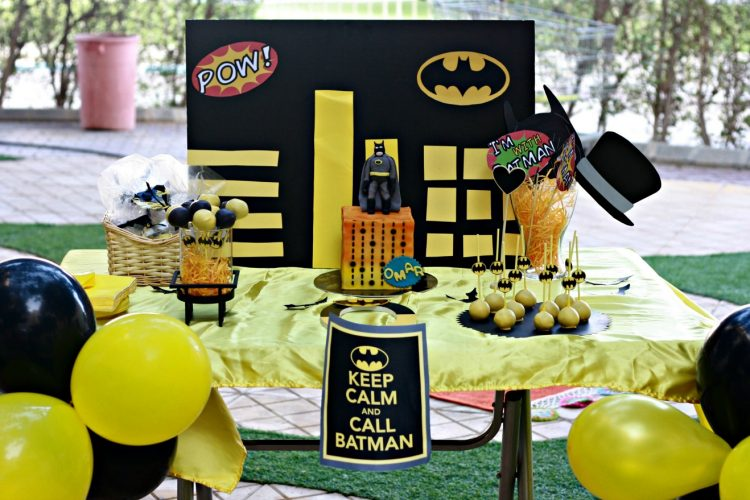 How I threw a themed party in less than 24 hours and you can do it too!