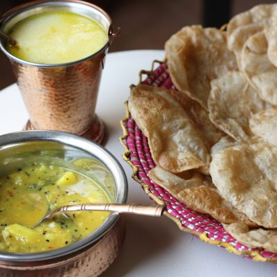 Halwa Poori Recipe – How to make this Pakistani breakfast at home!