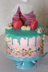 easy homemade gourmet cake