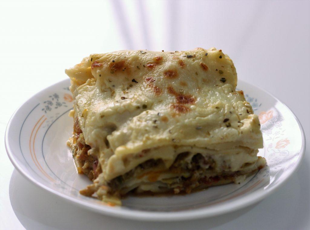 Pakistani Lasagna