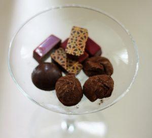 Truffles and Bon-bons