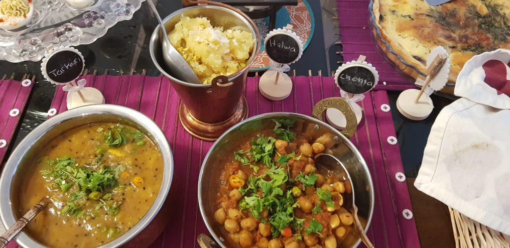 Halwa Poori Recipe