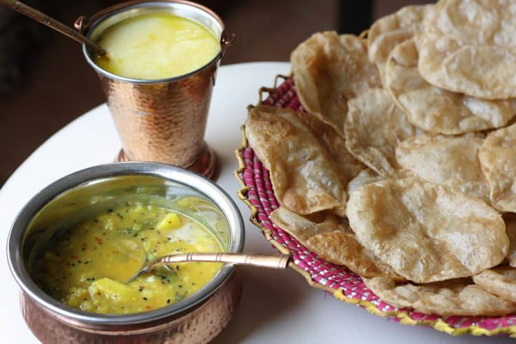 Eid Recipes Halwa Puri