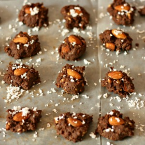 almond coconut chocolate candy