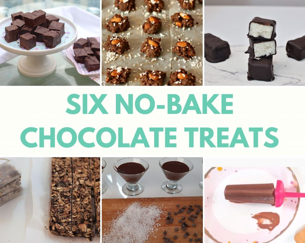 easy no bake chocolate desserts
