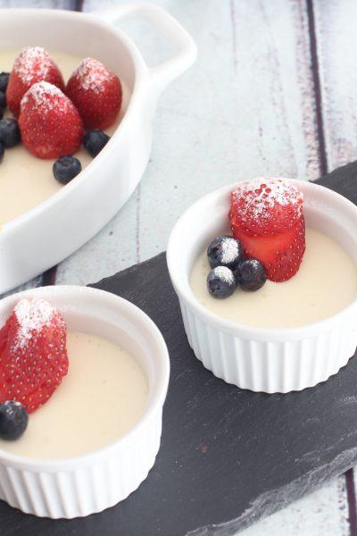 How to Make 3-Ingredient Baked Yogurt