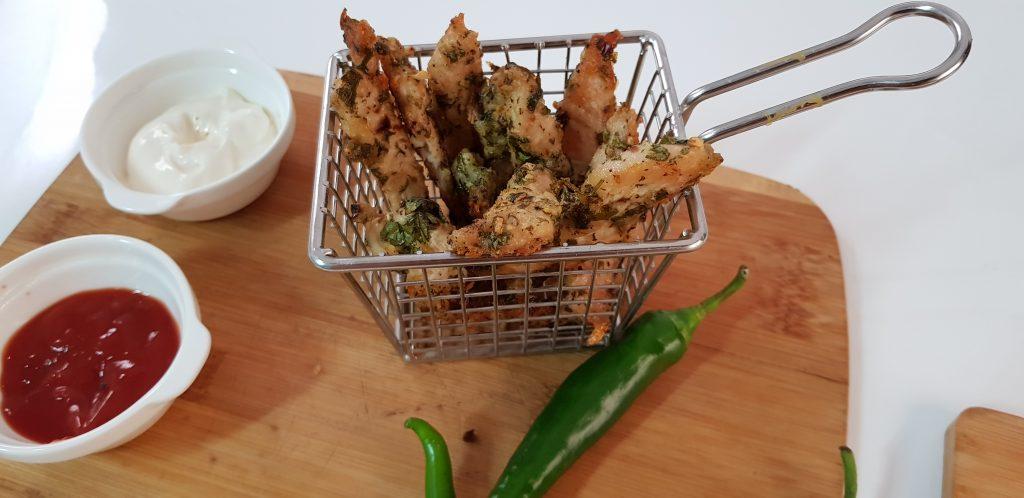 Ramadan special chicken strips