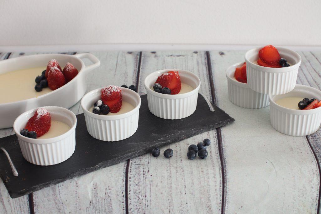 Baked Yogurt